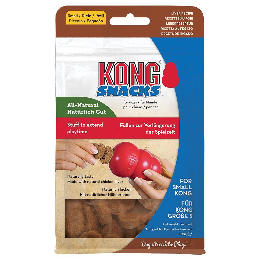 KONG Snacks Liver - L: 312 g (7 g / Stück)