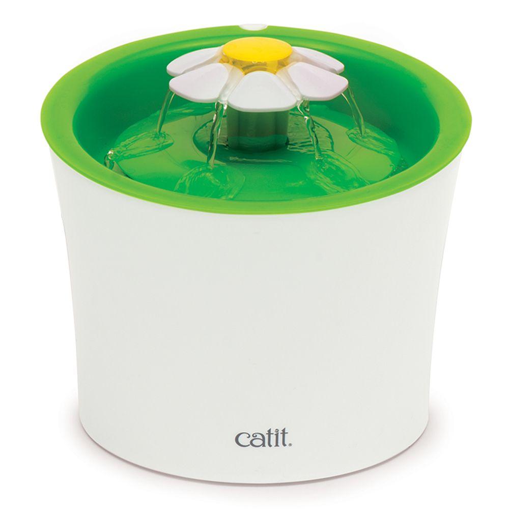Catit 2.0 Flower Fountain - 2er Set Catit 2.0 TRIPLE ACTION Filter