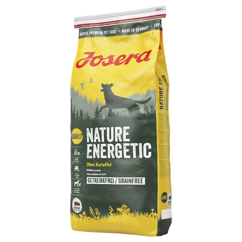 Josera Nature Energetic - 15 kg