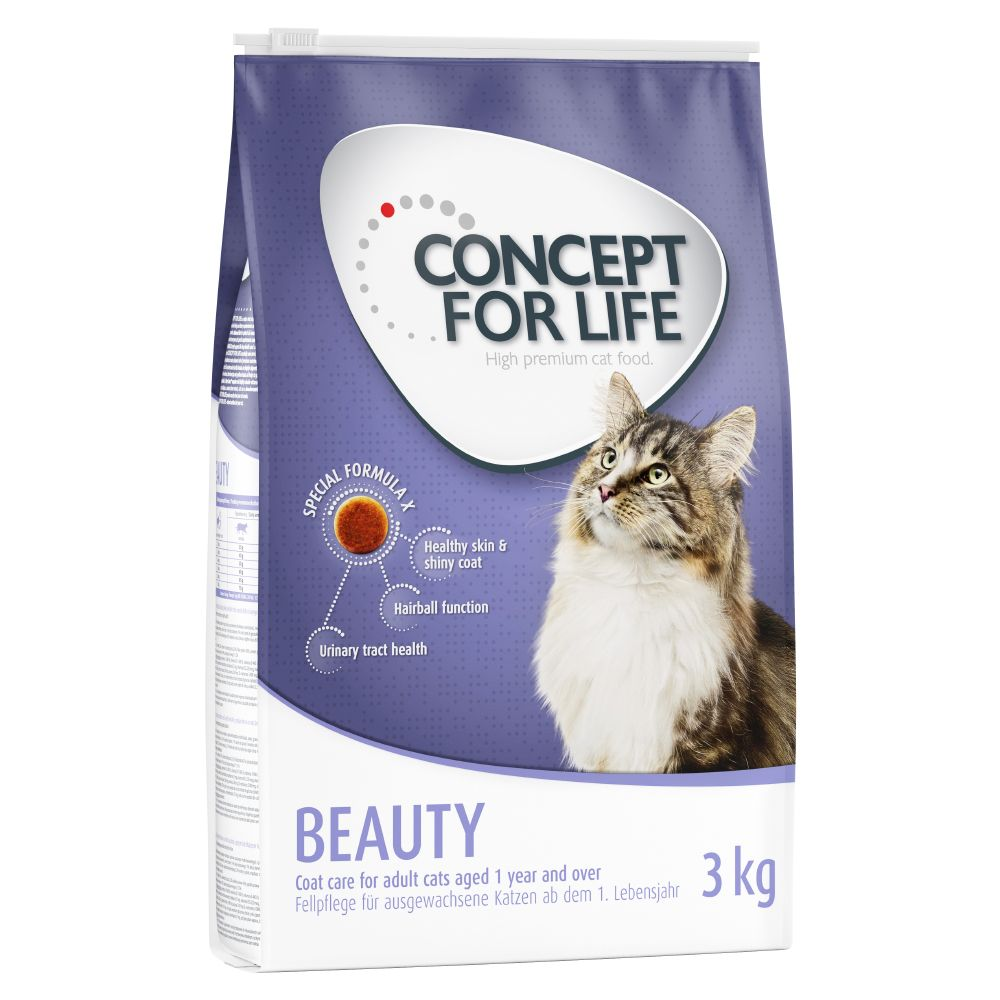 Beauty Concept for Life Dry Cat Food