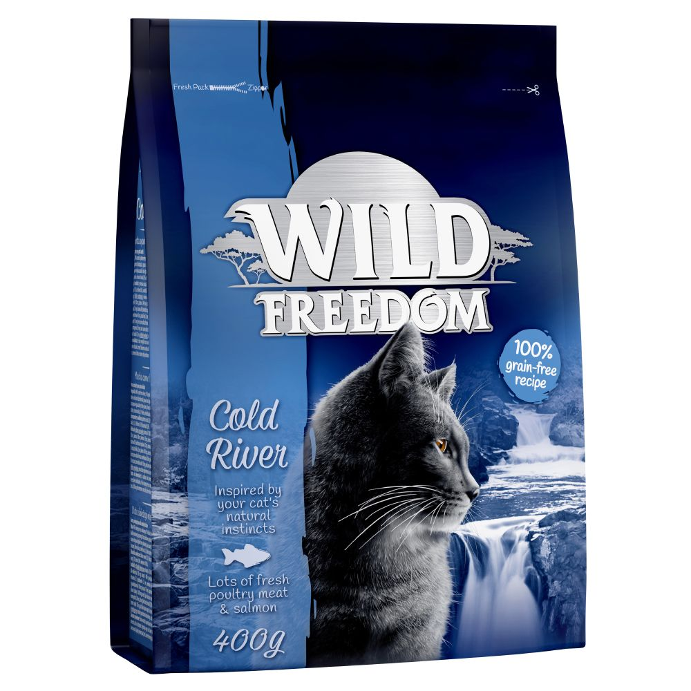 Salmon Cold River Adult Wild Freedom Dry Cat Food