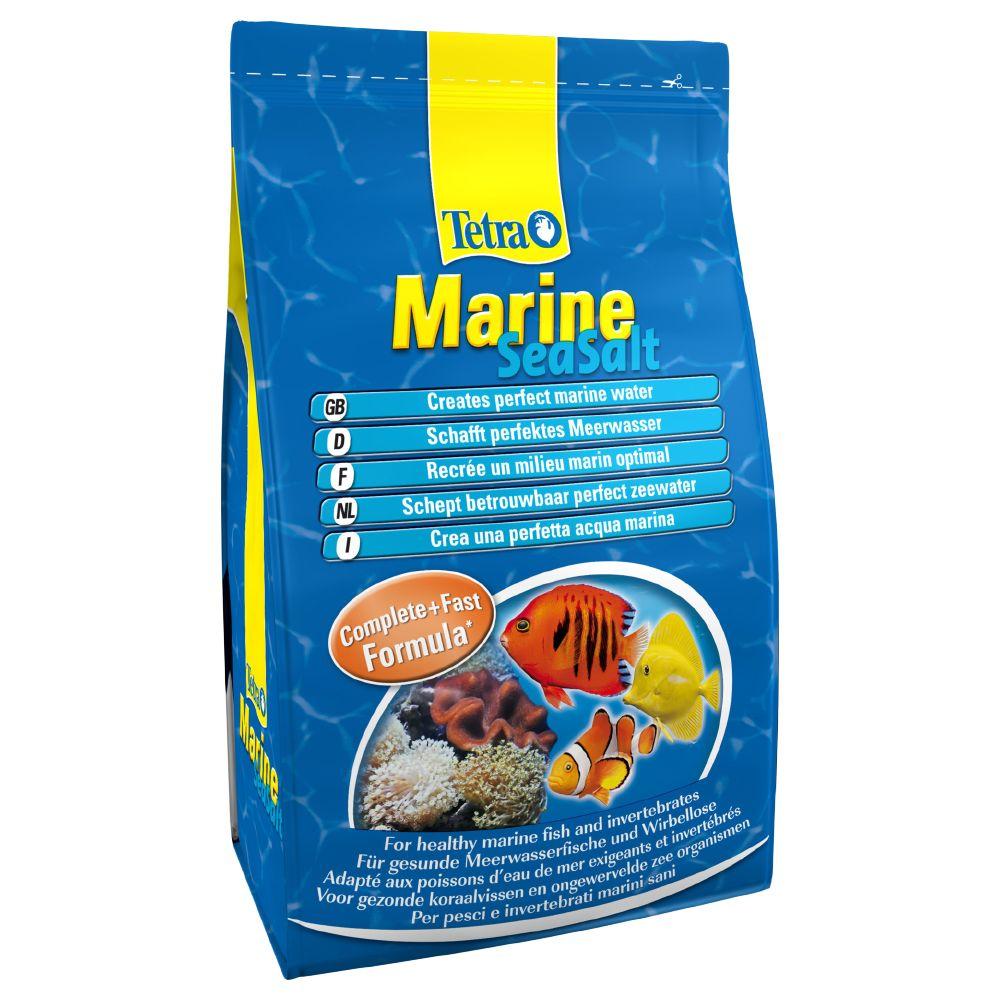Image of Sale marino Tetra Marine SeaSalt - 4 kg
