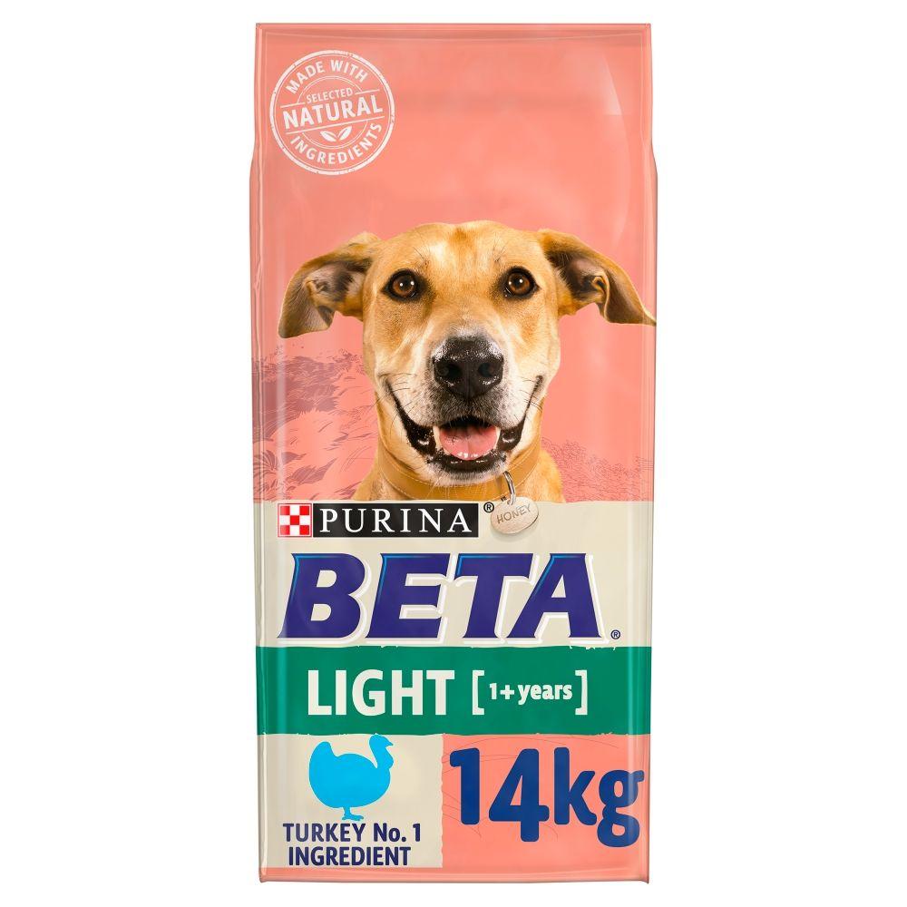 BETA Adult Light Turkey - Economy Pack: 2 x 14kg
