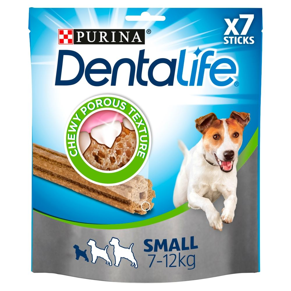 Large Purina Dentalife Maxi Pack Dog Sticks