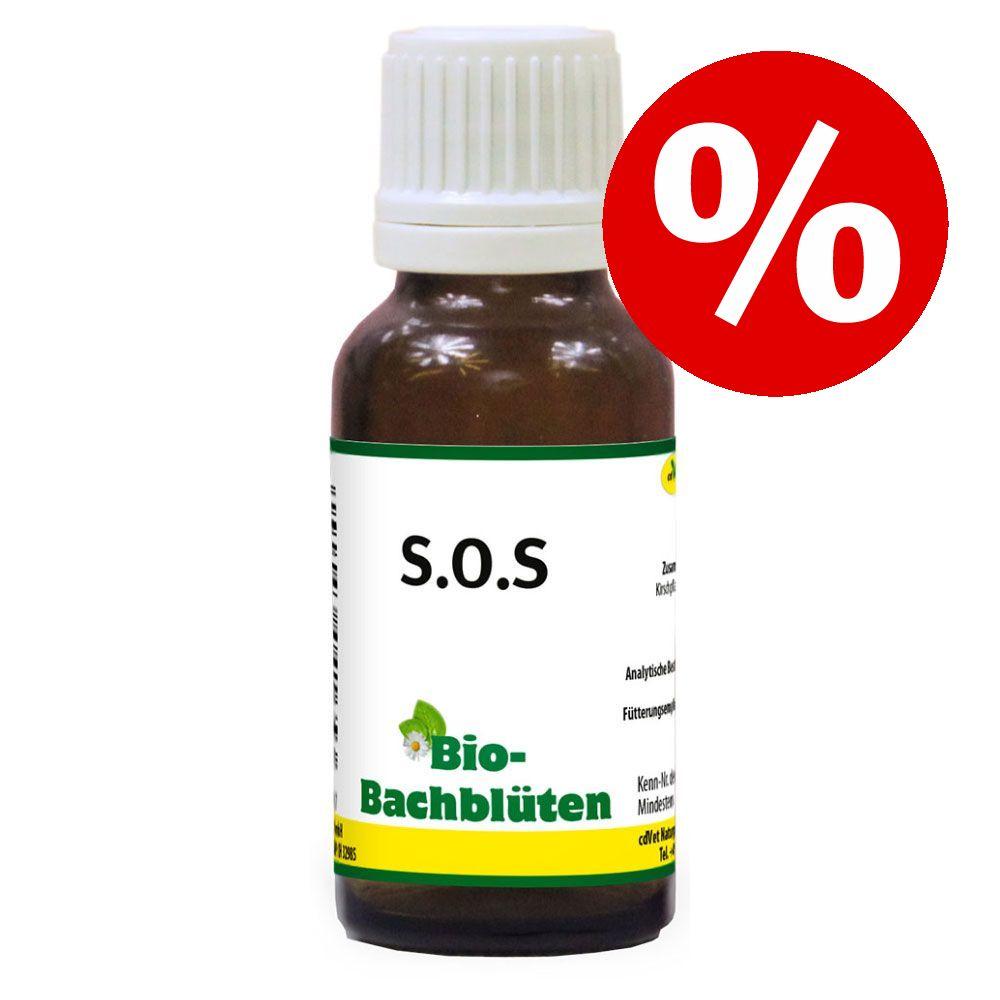20 ml cdVet Bio-Bachblüten S.O.S zum Sonderpreis! - 20 ml