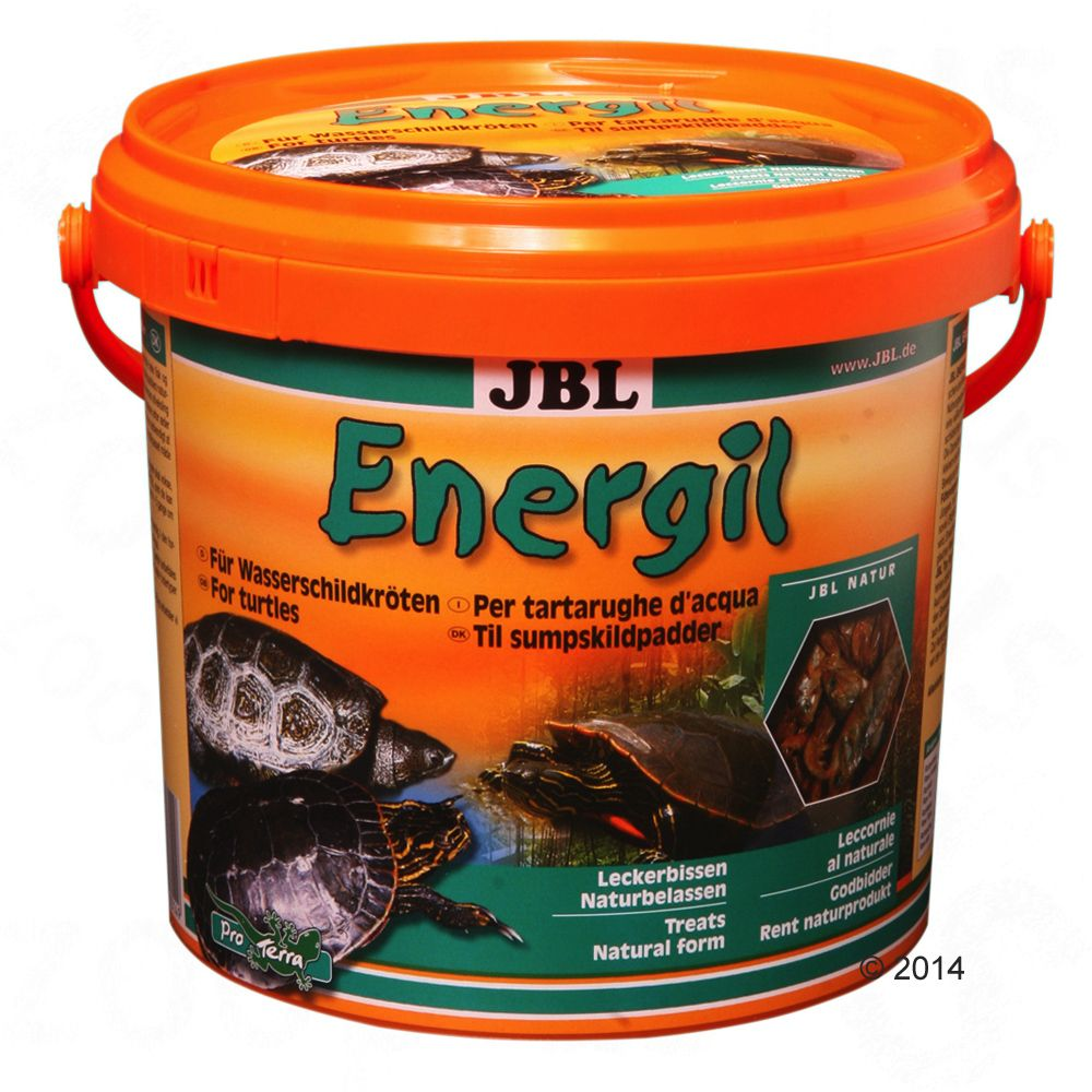2 x JBL Energil Schildkrötenfutter