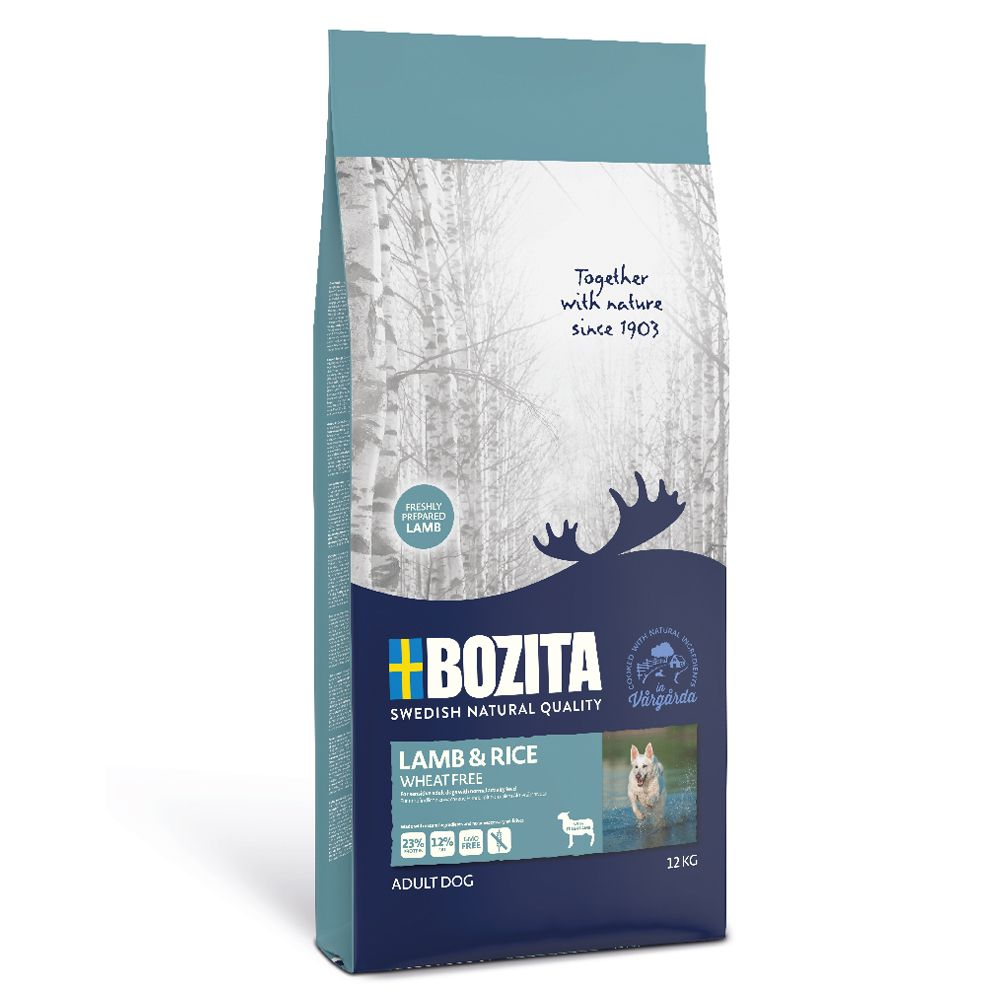 Large Bags Bozita Naturals Dry Dog Food