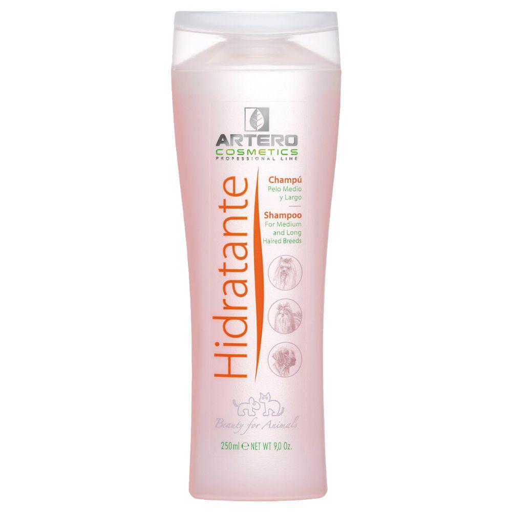 Artero Hidratante feuchtigkeitsspendende Shampoo - 250 ml