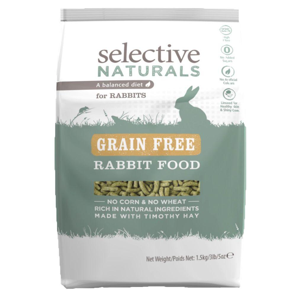 Supreme Selective Naturals Grain-Free Rabbit