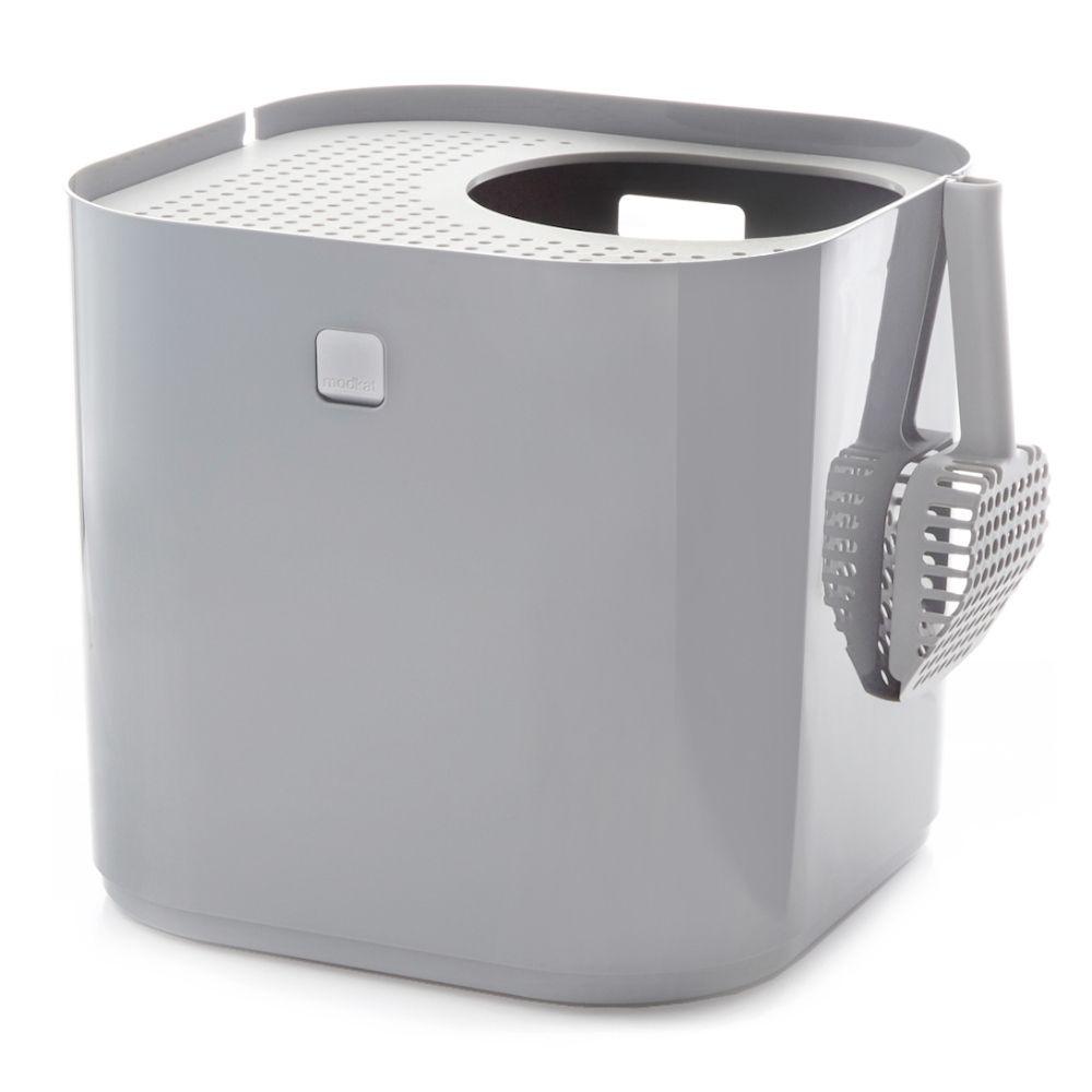 Image of Toilette per gatti Modkat - nero