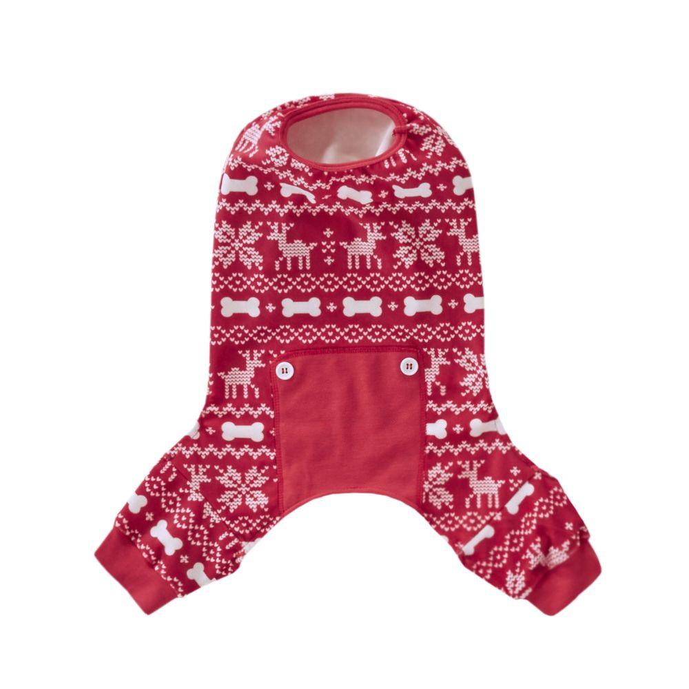 Winter Dog Pyjamas
