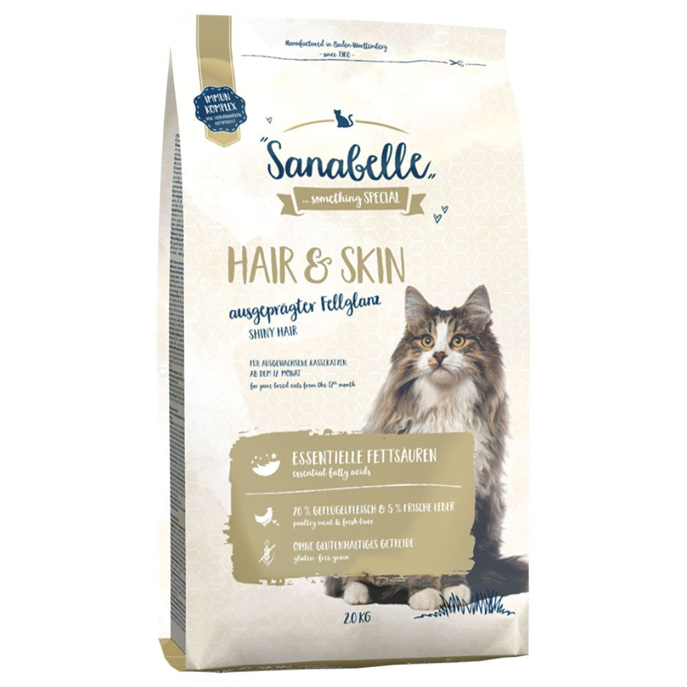 Hair & Skin Sanabelle Adult Dry Cat Food