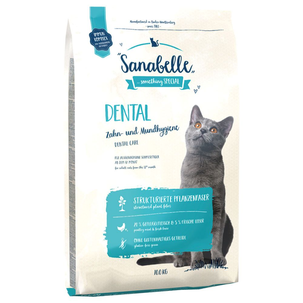 Dental Sanabelle Adult Dry Cat Food