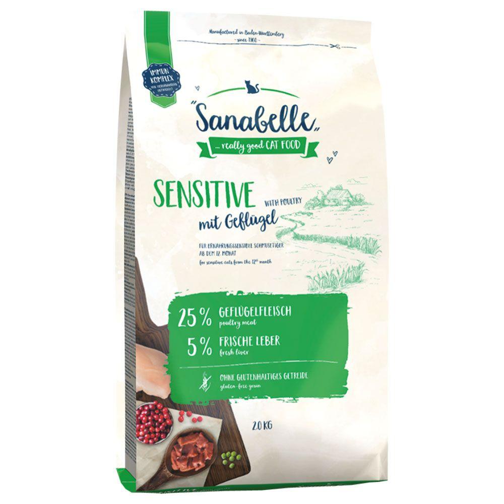 Sanabelle Sensitive with Poultry - 10 kg