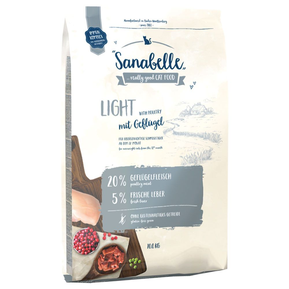 Light Sanabelle Adult Dry Cat Food