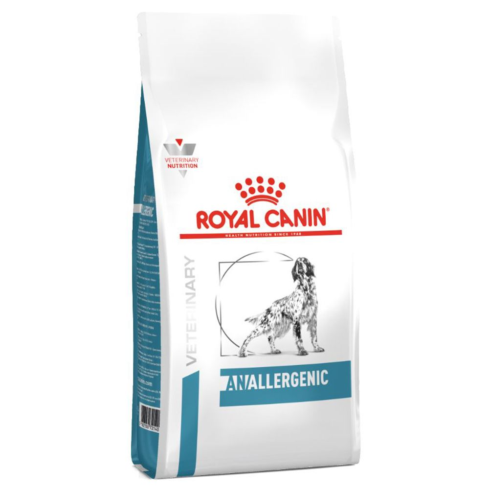 Anallergenic Royal Canin Veterinary Diet Dry Dog Food