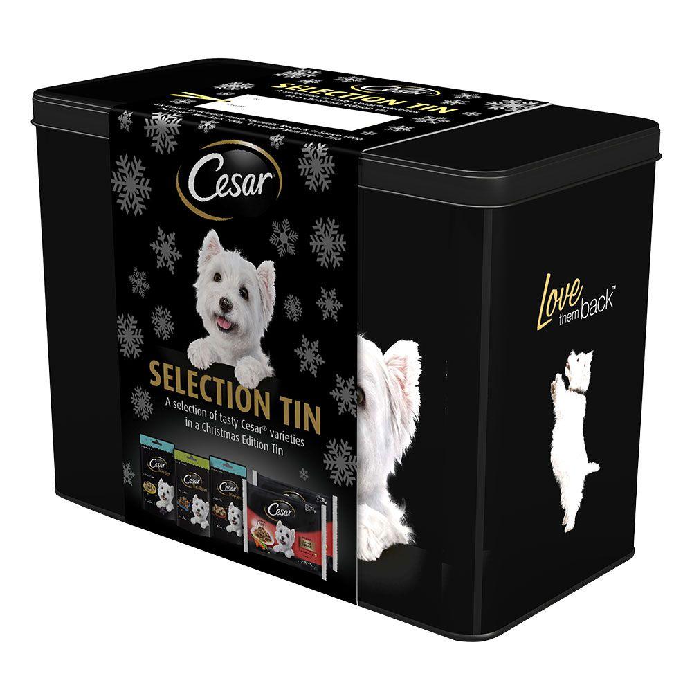 Image of Cesar Weihnachts-Geschenkbox - Box mit 5 Produkten