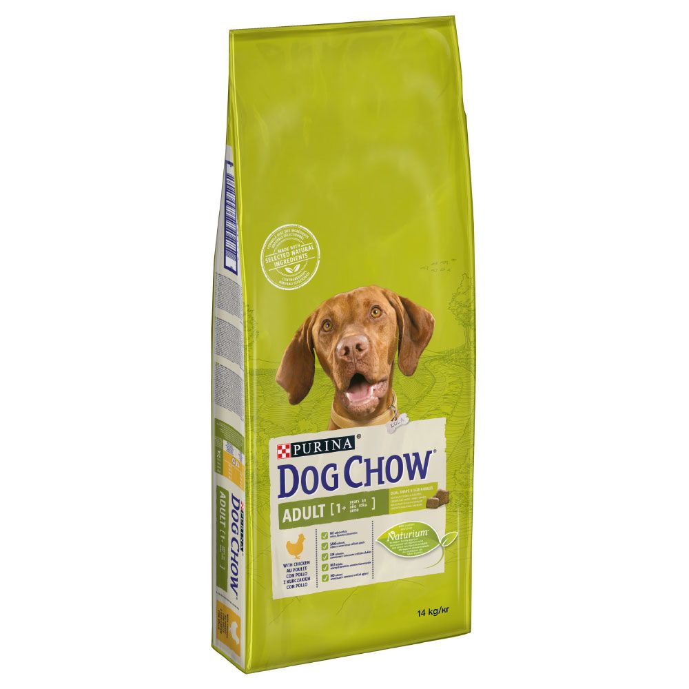 Purina Dog Chow Adult Chicken - 14 kg