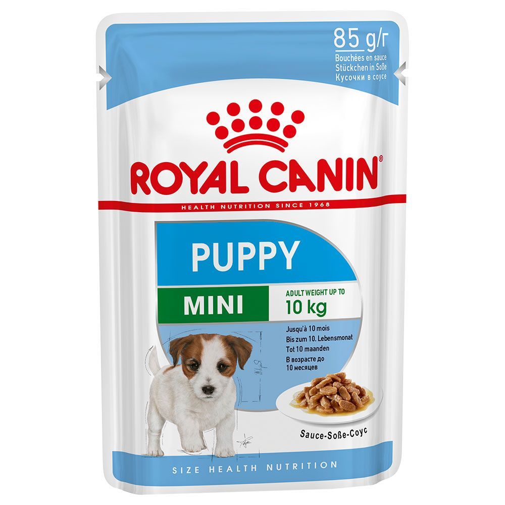 Puppy Mini Royal Canin Wet Dog Food