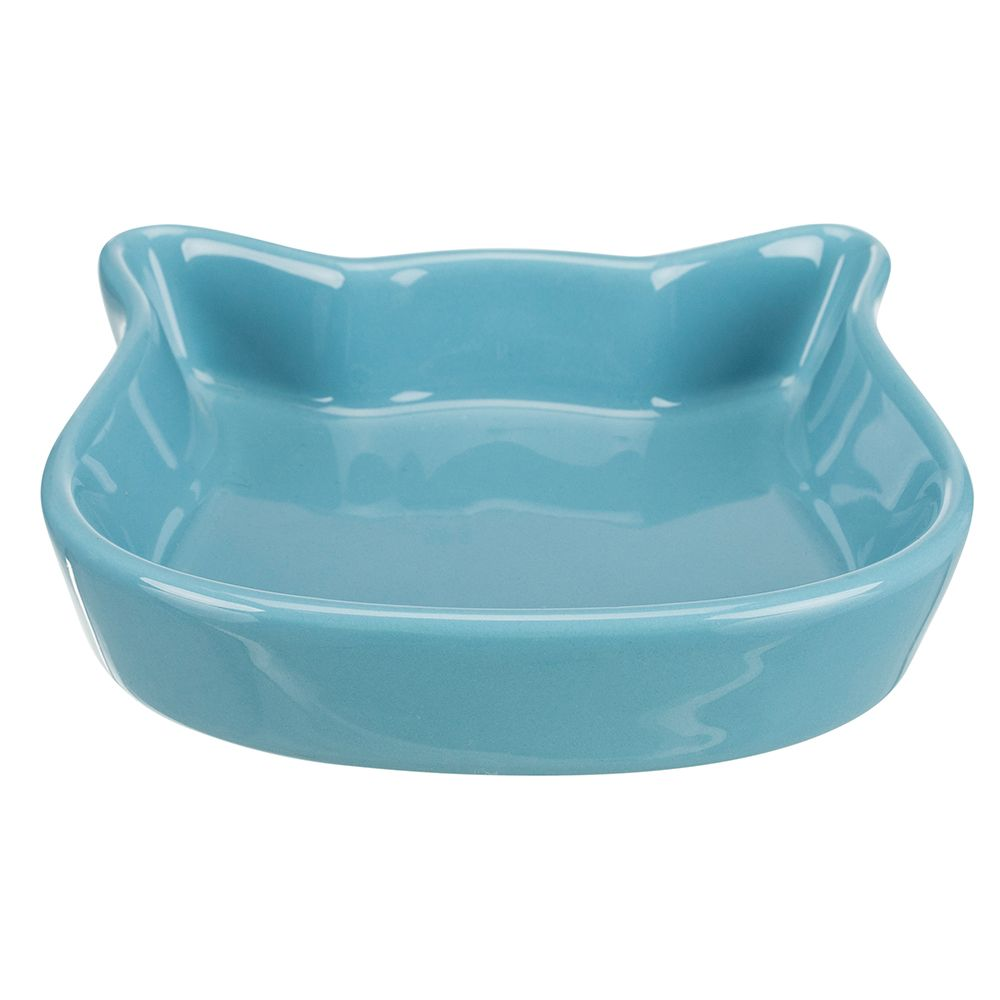 Trixie Cat Head Ceramic Bowl 0.25 litre