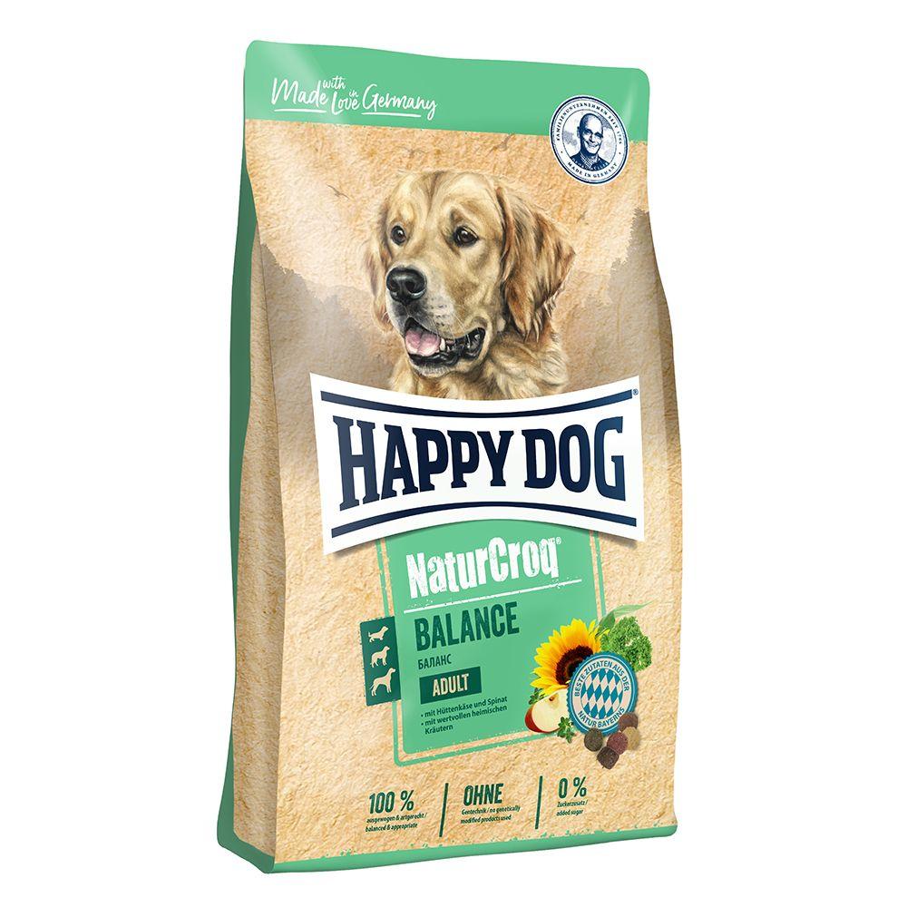 Happy Dog NaturCroq Balance Ekonomipack: 2 x 15 kg