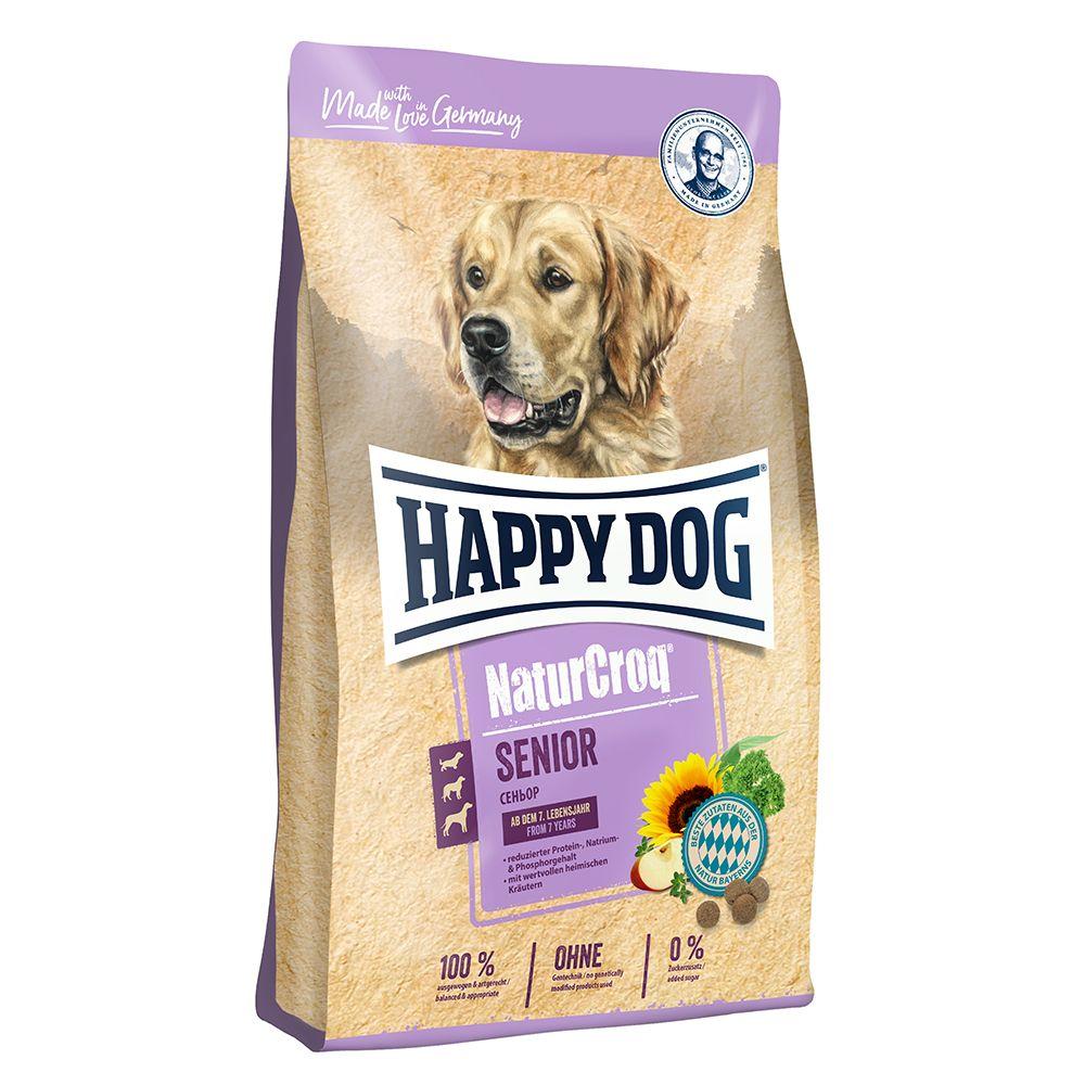 Happy Dog NaturCroq Senior Ekonomipack: 2 x 15 kg