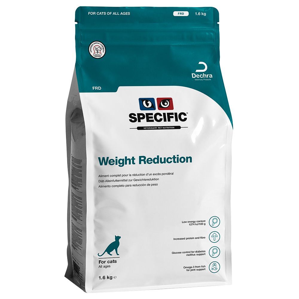 Specific Cat FRD Weight Reduction 1,6 kg