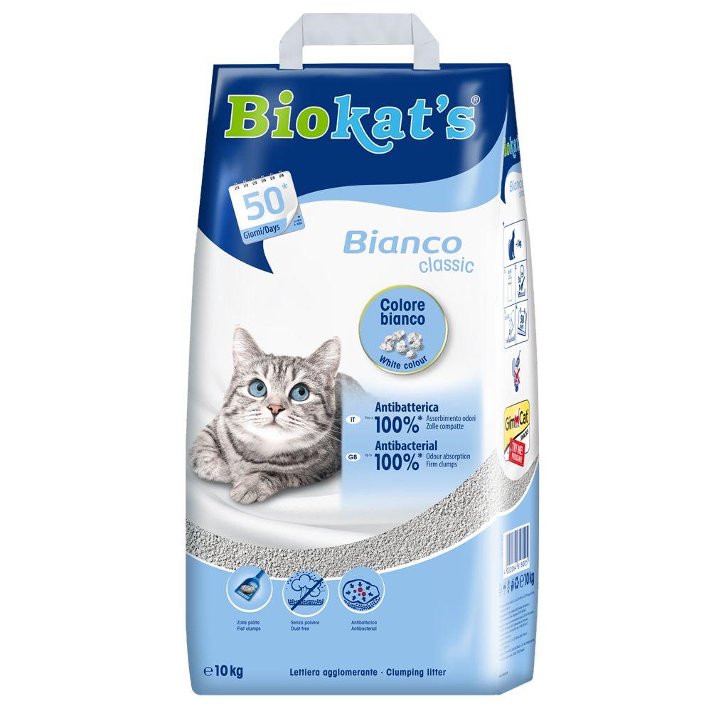 Biokat's Bianco Classic - 10 kg