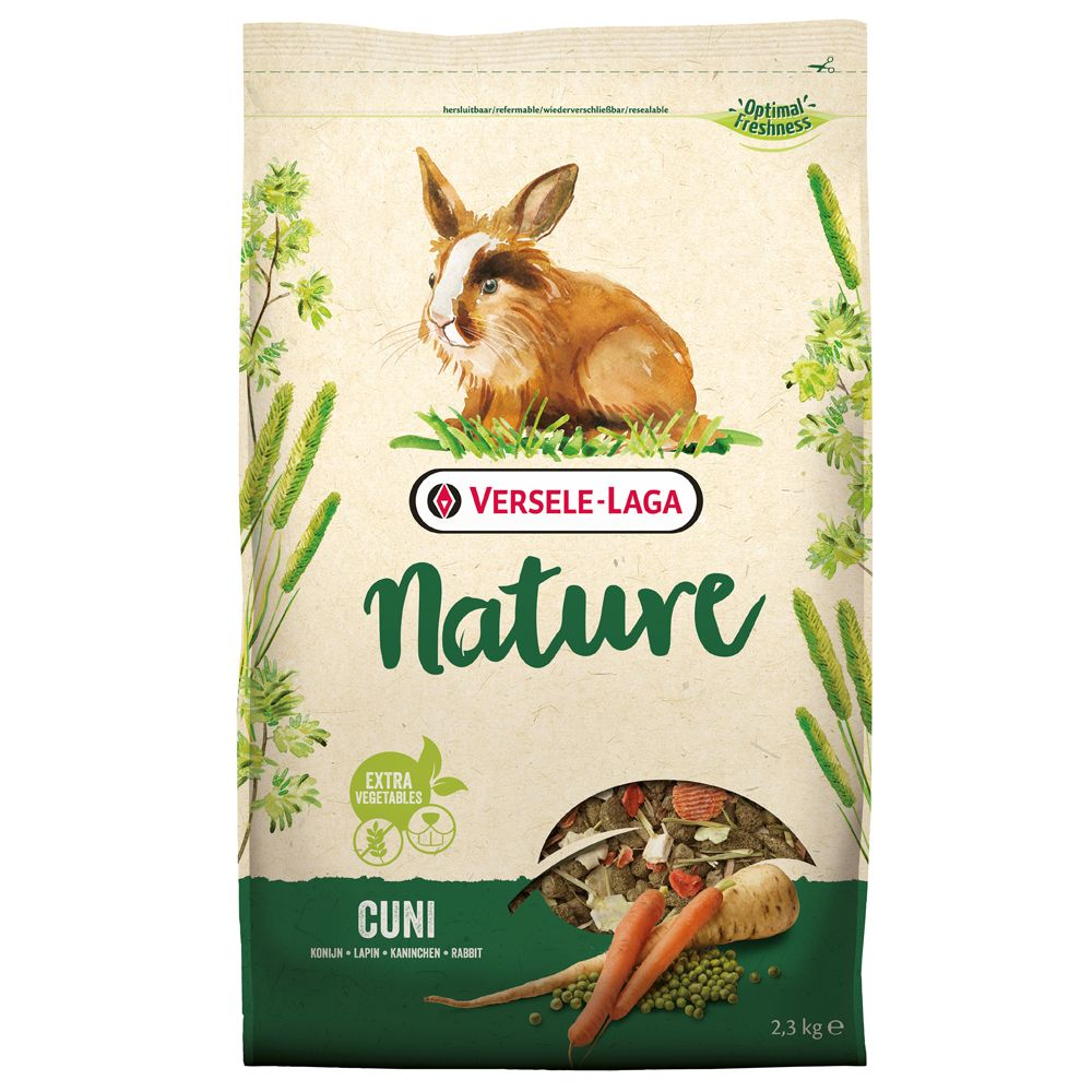 Versele-Laga Nature Cuni - 2,3 kg