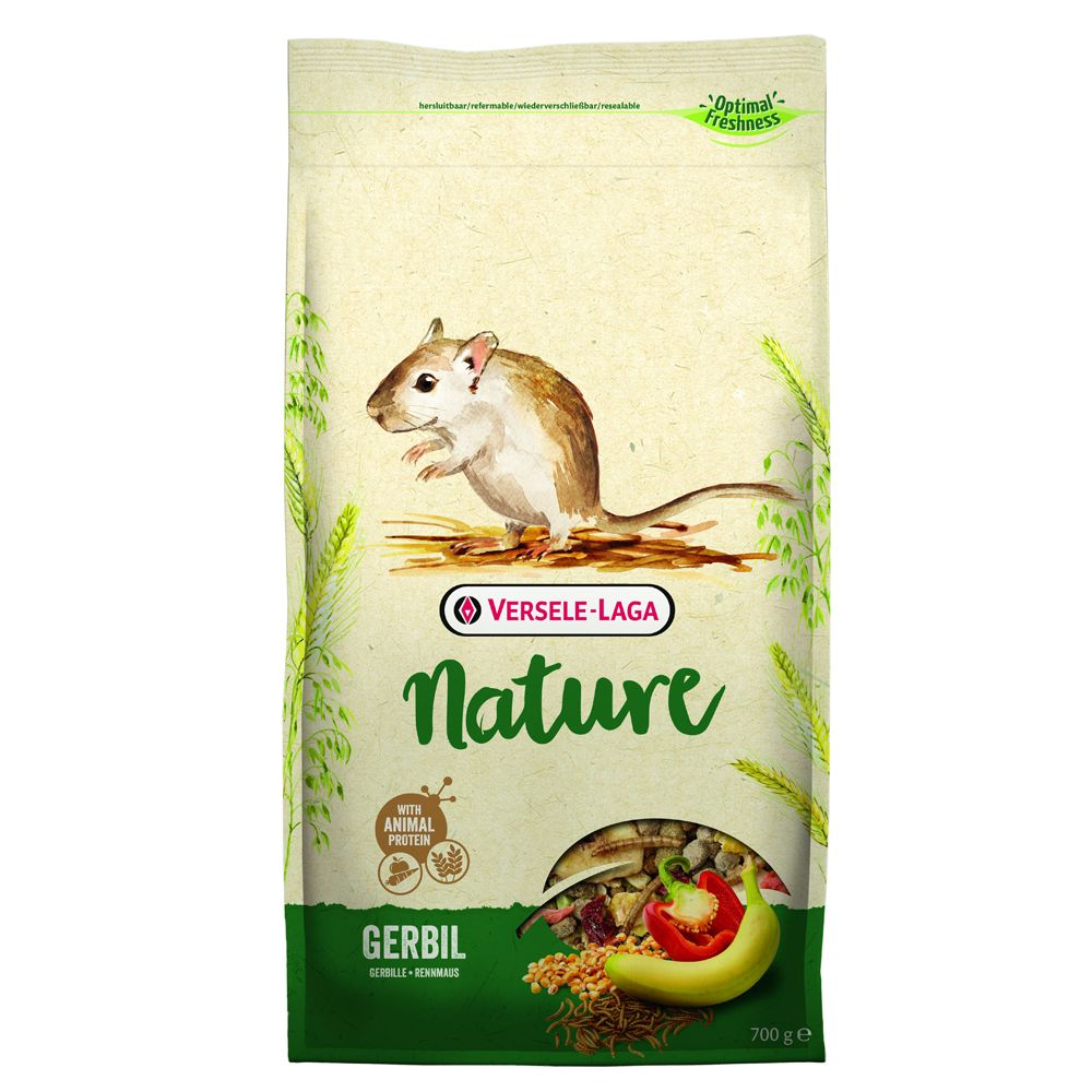 Gerbil Nature VerseleLaga Food