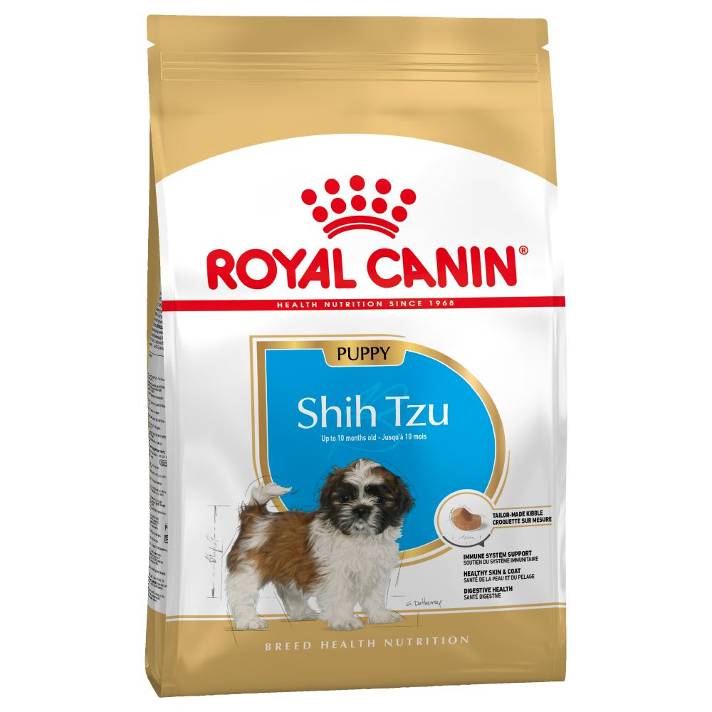 Shih Tzu Puppy Royal Canin Dry Dog Food