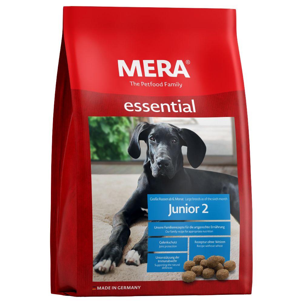 12,5kg MERA essential Junior 2 - Croquettes pour chien