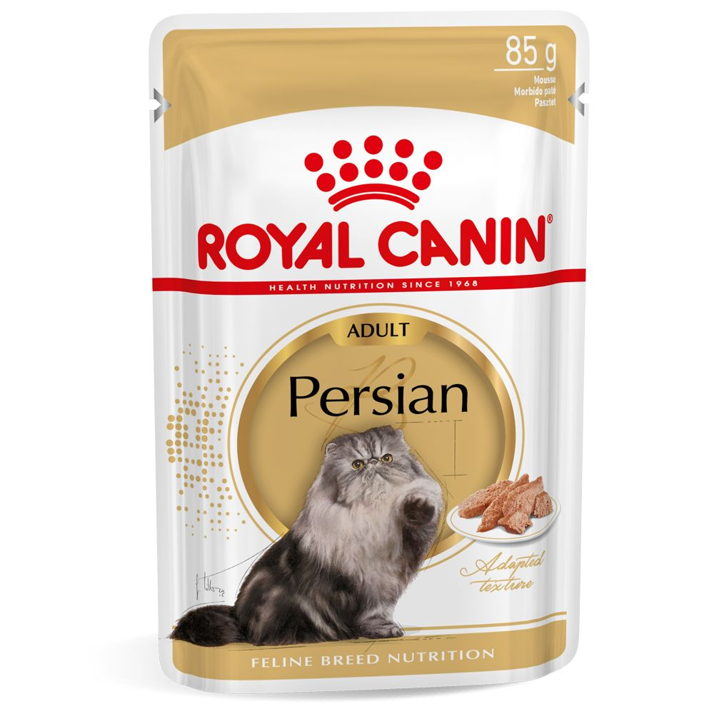 Persian Breed Royal Canin Wet Cat Food