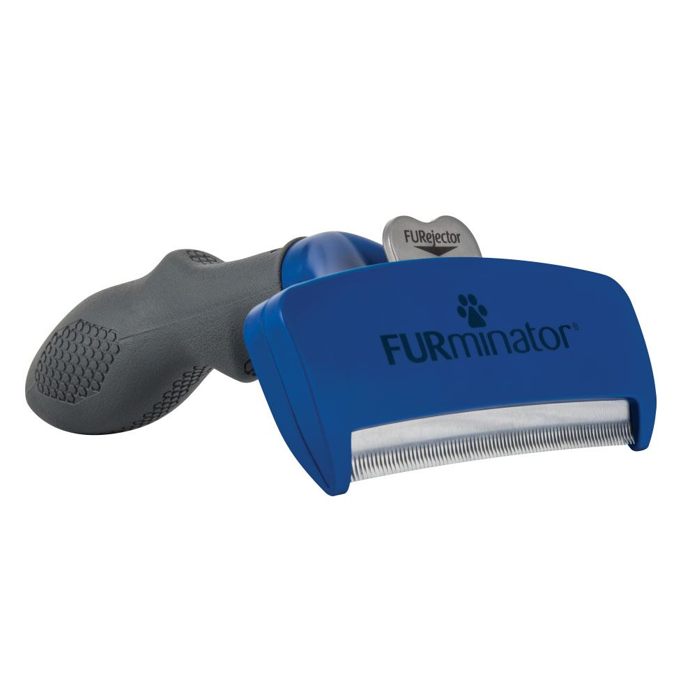 FURminator DeShedding Tool for Large Dogs Long Hair
