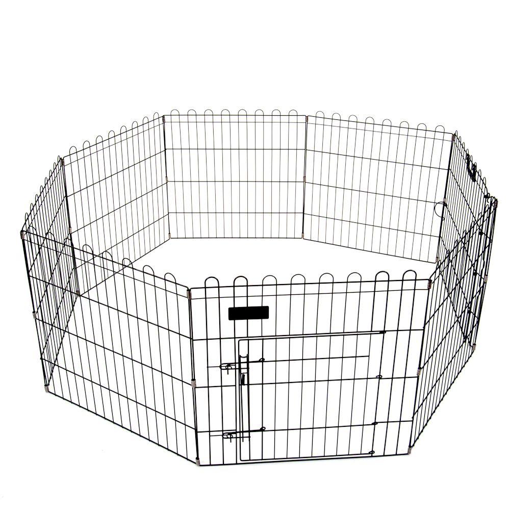 Outback Run for Small Pets - 8 Sided - 8 Elements, each 57 x 76.5 cm (L x H)
