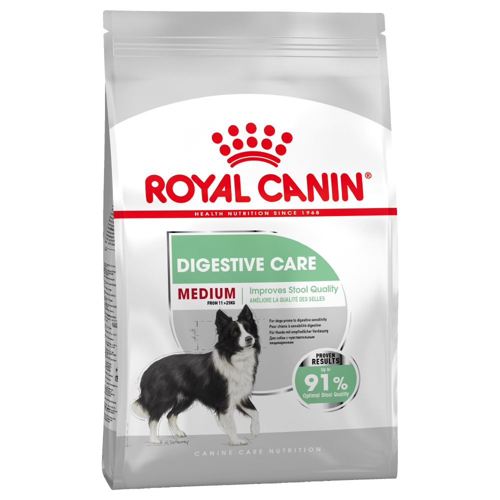 Royal Canin Medium Digestive Care - Complementary: Royal Canin Care Nutrition Wet Digestive Care (24 x 85g)