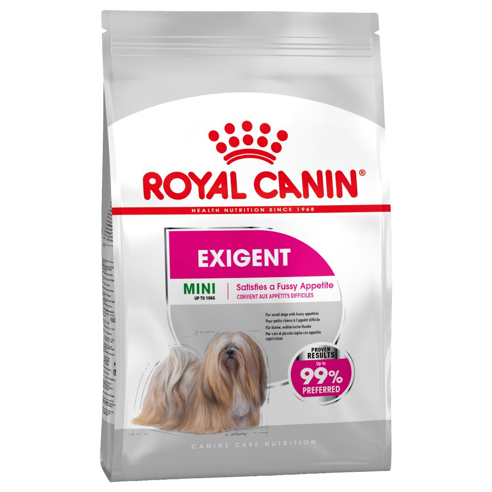 Mini Exigent Royal Canin Dog Food