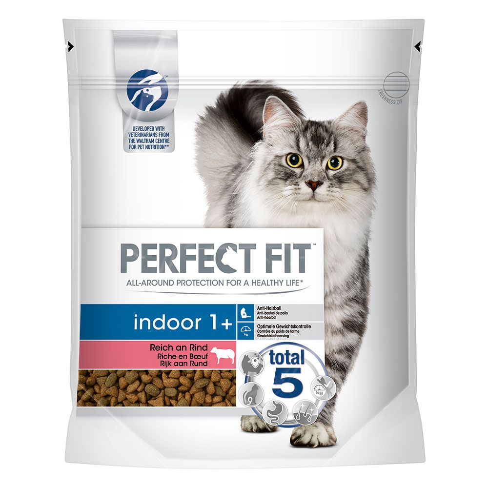 750g Perfect Fit Dry Cat Food