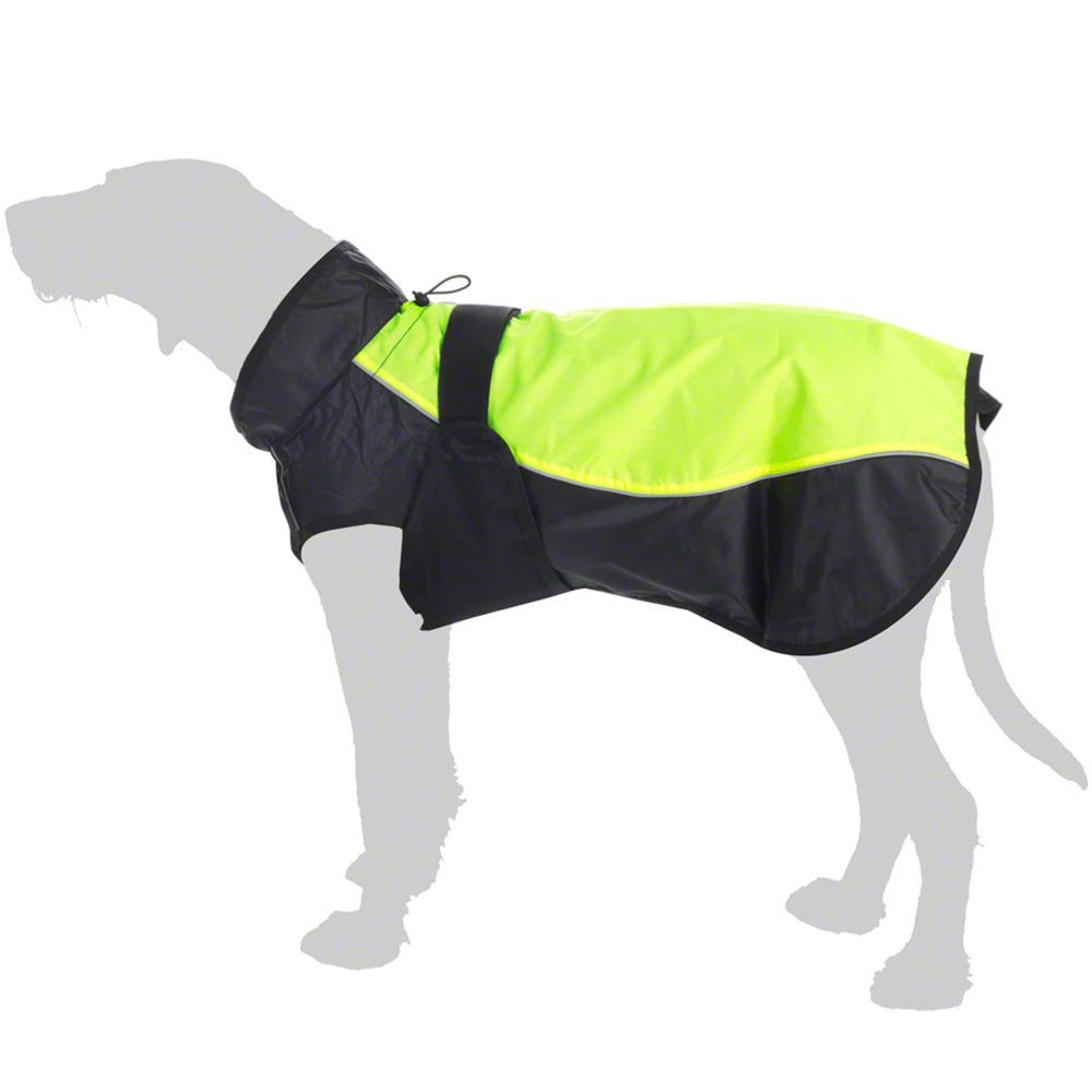 Illume Nite Dog Coat - Neon - approx. 50cm Back Length