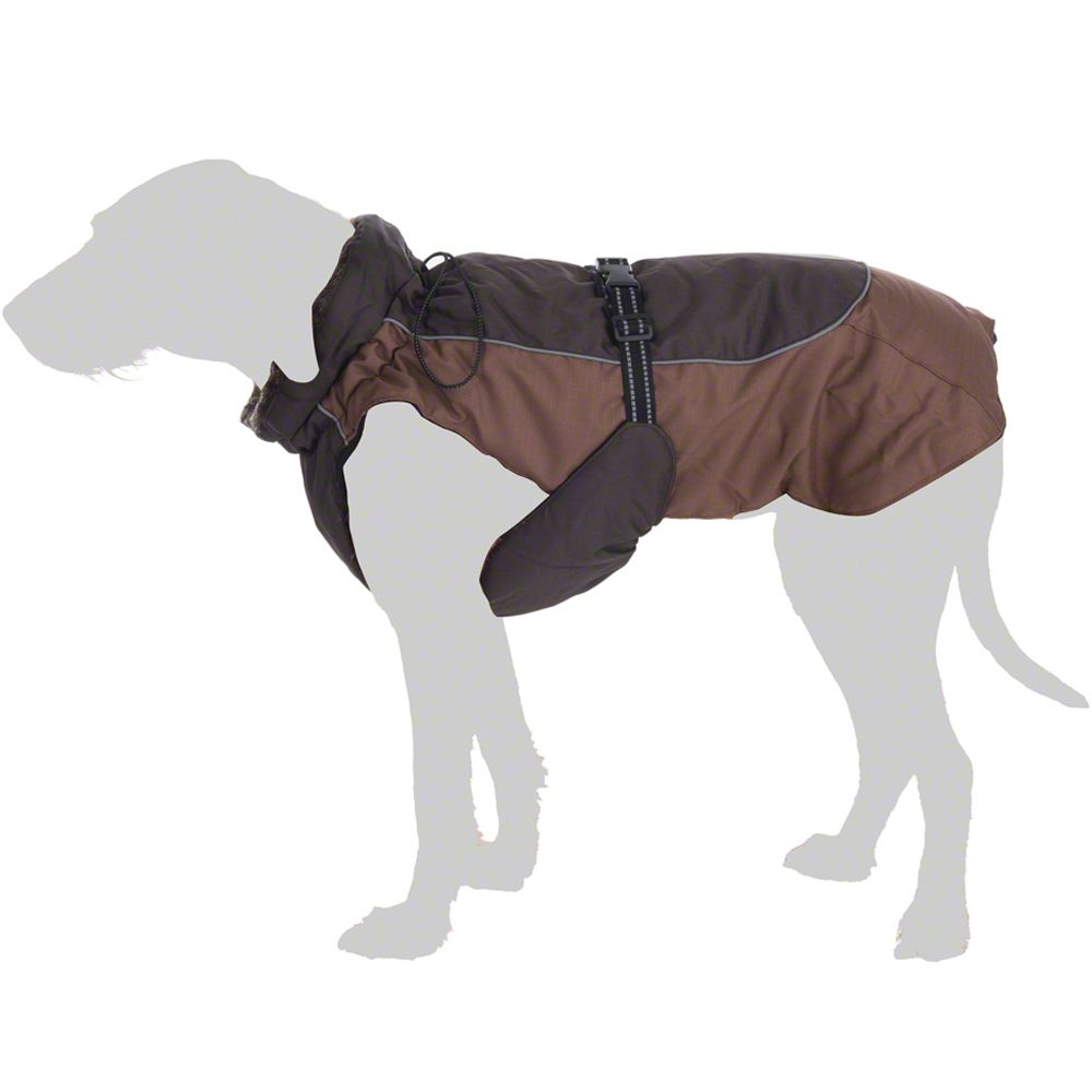 Dog Coat Grizzly II - approx 65cm Back Length