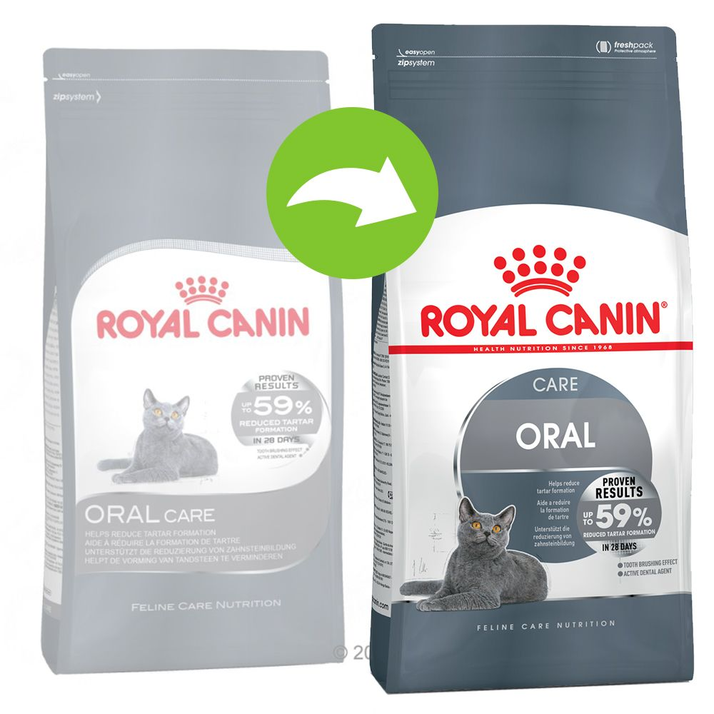 8 kg Royal Canin Oral Care Katzentrockenfutter