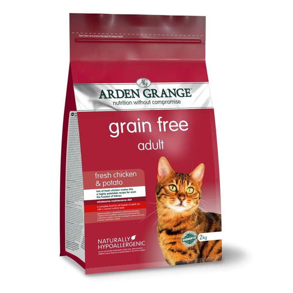 Chicken & Potato Arden Grange Dry Cat Food