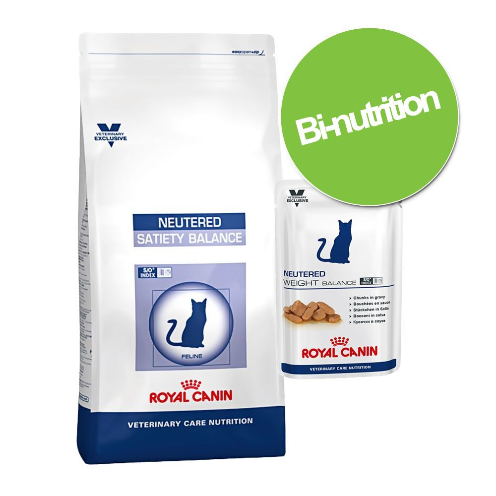 Chat Croquettes Royal Canin Vet Care Nutrition
