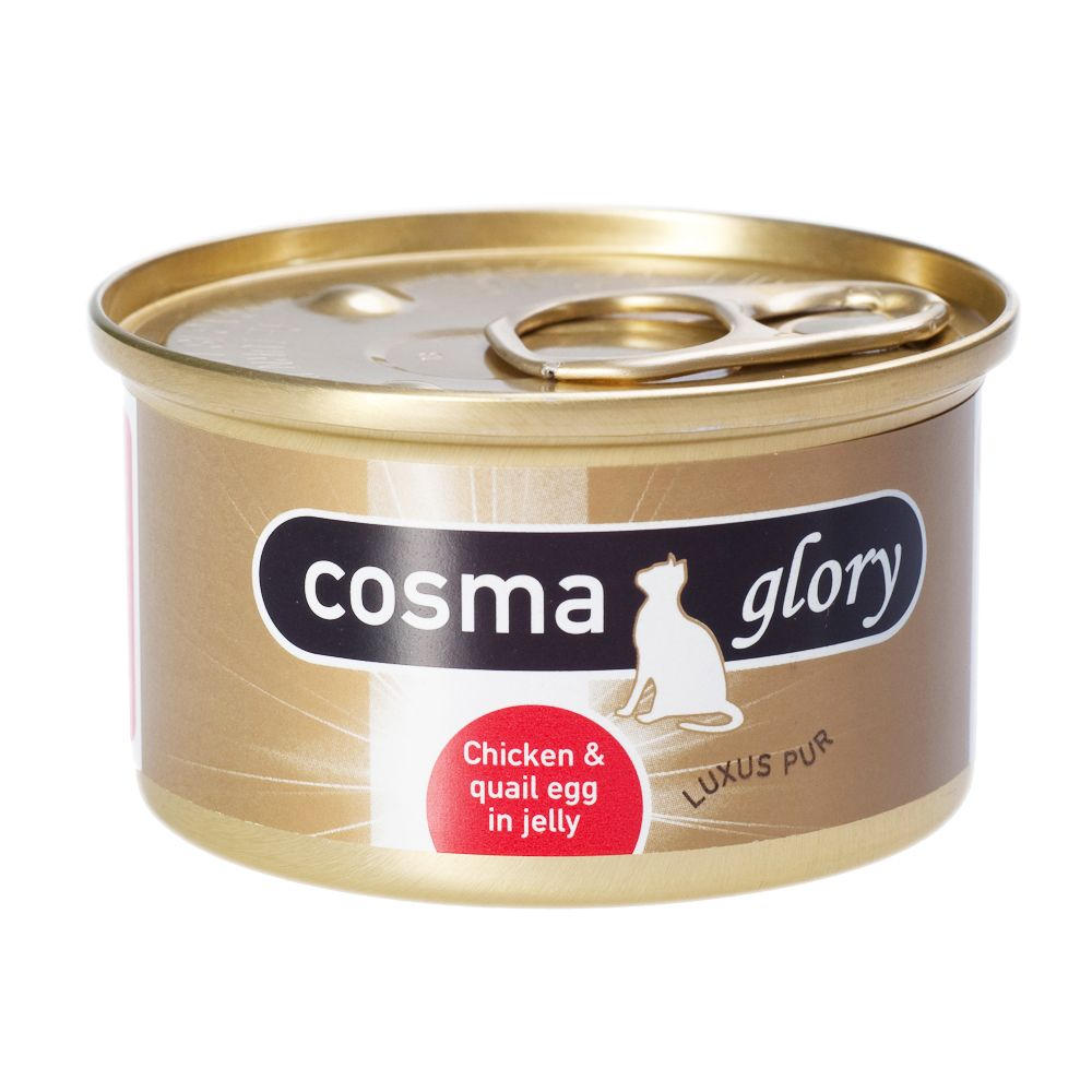 Cosma Glory in Jelly Saver Pack 24 x 85g