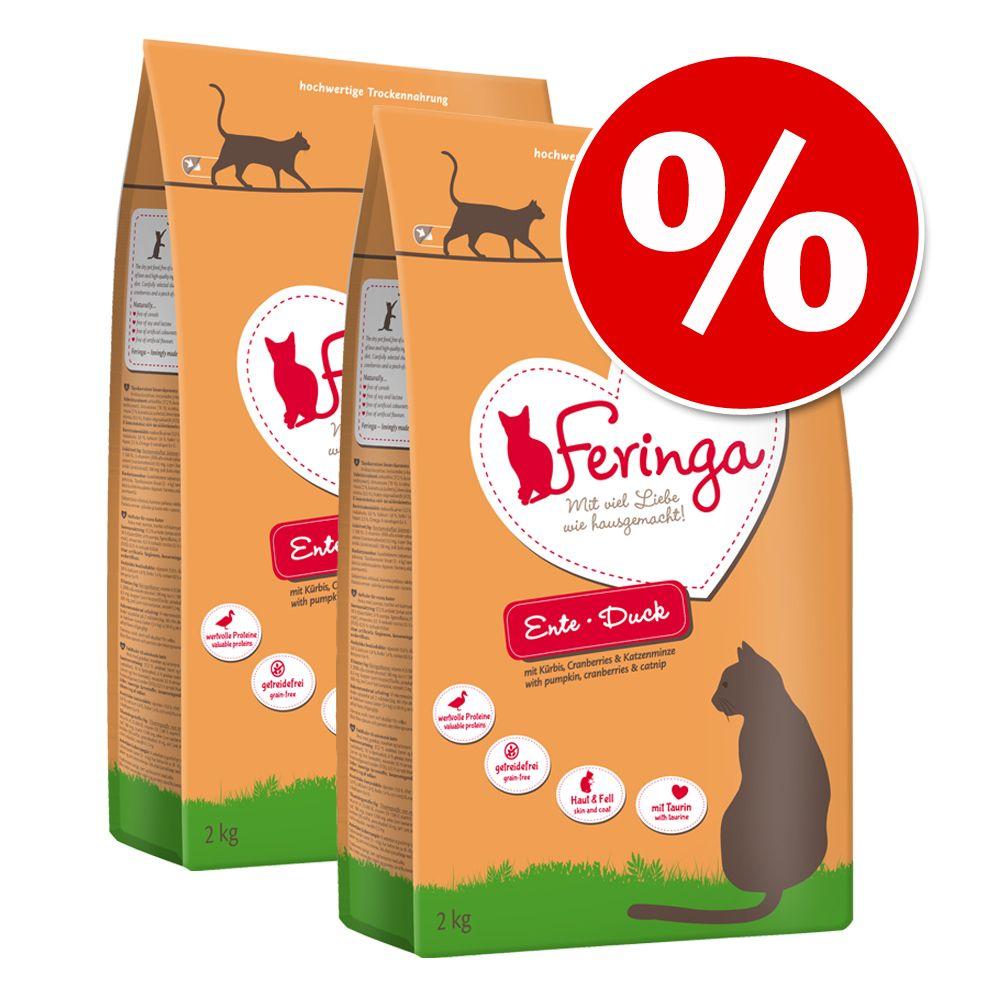 Kanonpris på Feringa torrfoder 2 x 2 kg! Adult Kalkon 4 kg (2 x 2 kg)