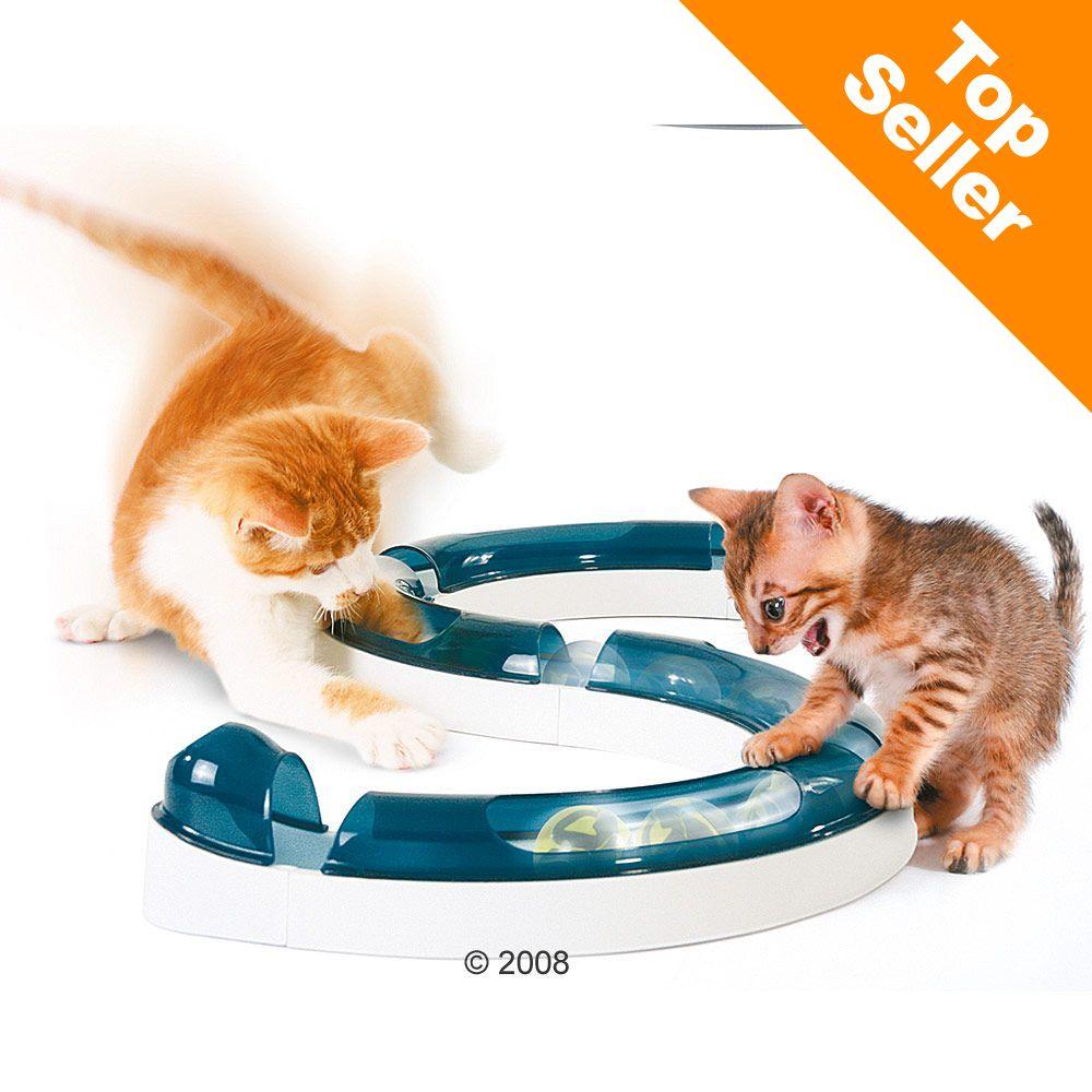 Image of Gioco per gatti Hagen Catit Design Senses Track - 1 Palla Catit Senses 2.0 Fireball
