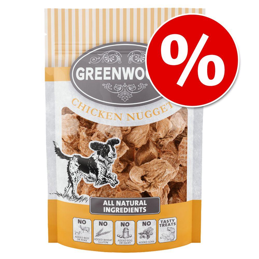 Probierpreis: Greenwoods Nuggets - Huhn 100 g