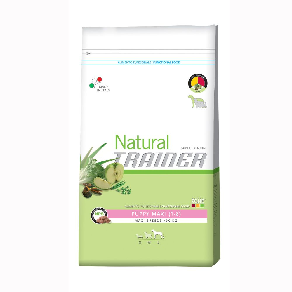 Foto Trainer Natural Puppy Maxi - 11,5 + 1 kg gratis - OFFERTA! Trainer Natural Size Maxi