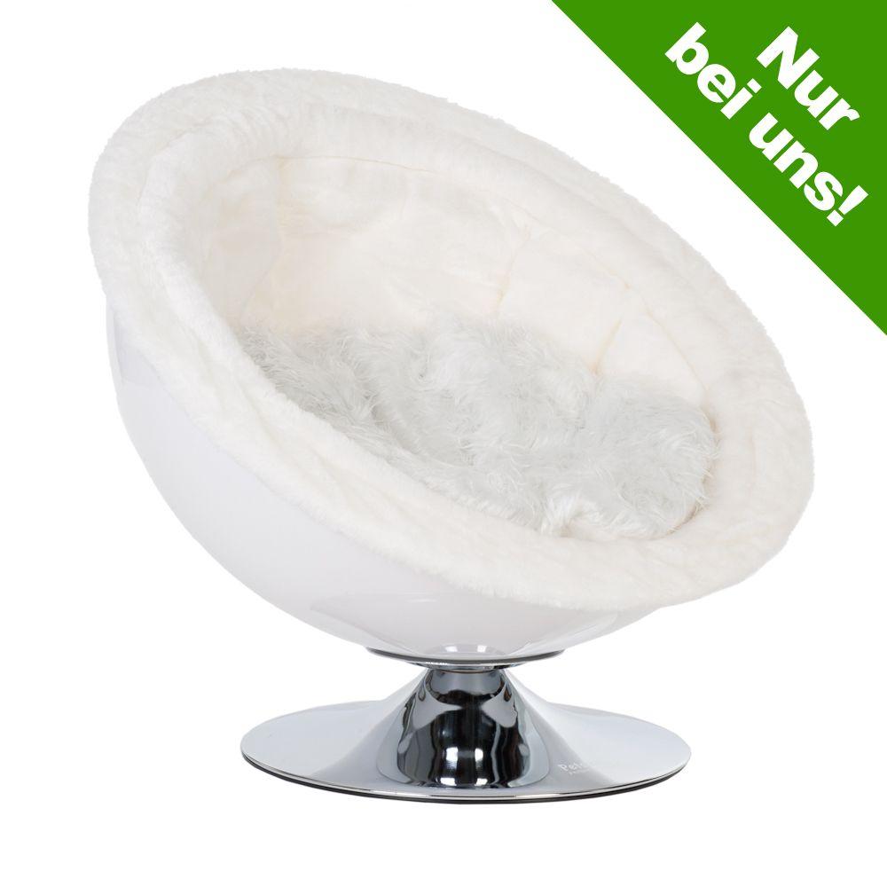 Image of Retro Pet Nest White - Ø 60 cm weiß
