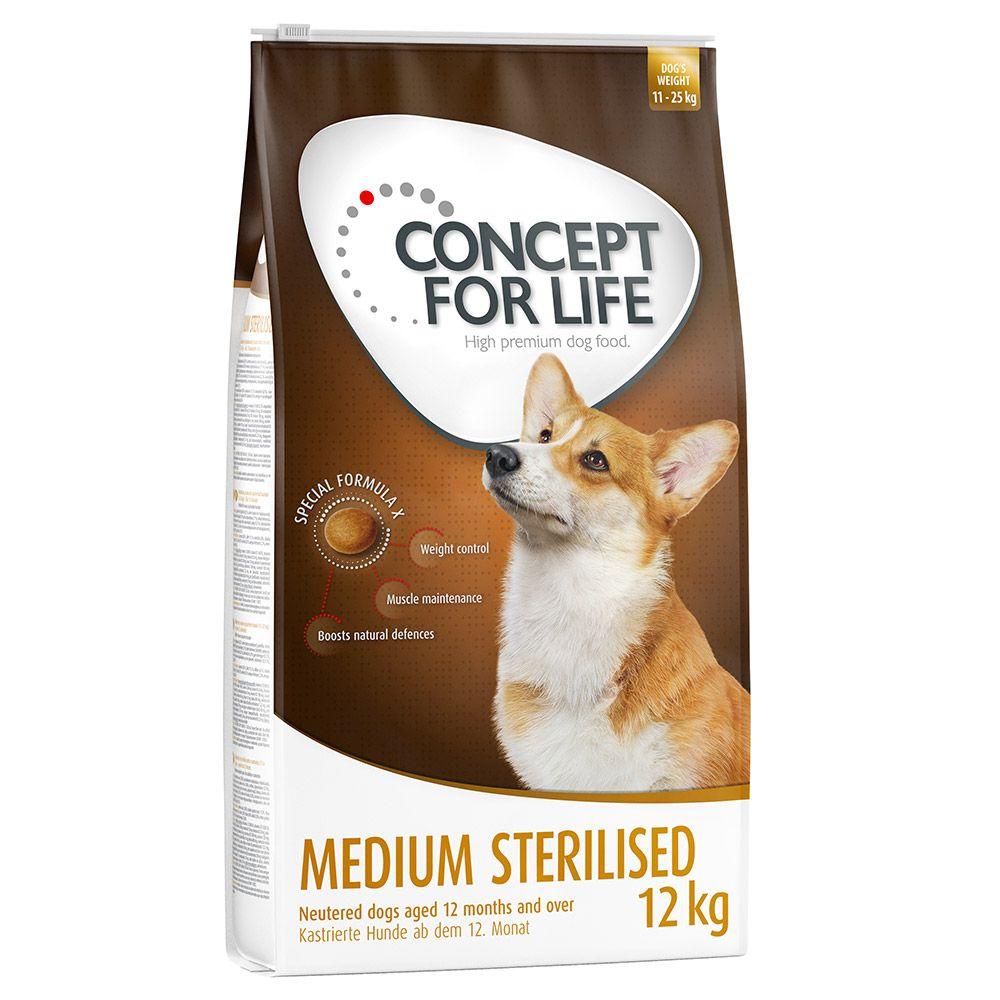 Concept for Life Medium Sterilised - 1kg
